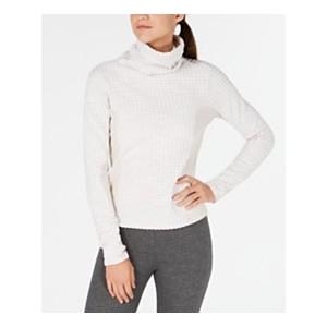 Pro Hyperwarm Mock-Neck Fleece-Lined Top