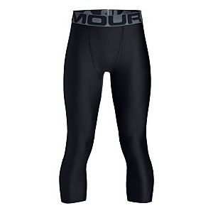 Boys Heatgear 3/4 Leggings