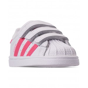 Toddler Girls Originals Superstar Casual Sneakers from Finish Line