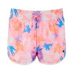 Big Girls Floral-Print Shorts