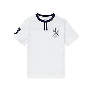Big Boys Cotton Jersey Graphic T-Shirt