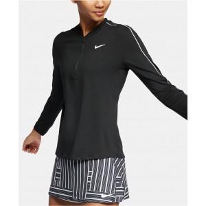 Court Dry Half-Zip Tennis Top
