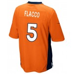 Mens Joe Flacco Denver Broncos Game Jersey