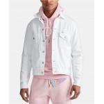 Mens Denim Cotton Trucker Jacket