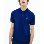 Mens Classic Fit Pique Polo Shirt, L.12.12