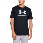 Mens Sportstyle Logo Short Sleeve