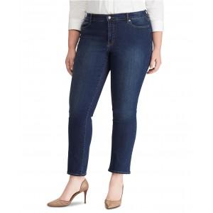 Plus Size Premiere Straight Curvy-Fit Jeans