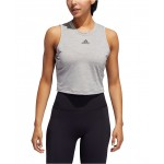 Training Cropped Tank Top