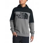 Mens Drew Peak Standard-Fit Colorblocked Logo Hoodie