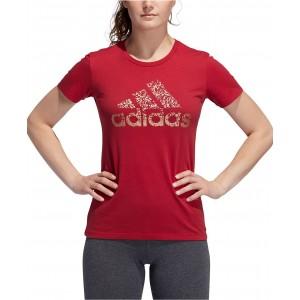 Cotton Metallic Logo T-Shirt
