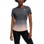 Womens Own The Run Printed ClimaLite T-Shirt