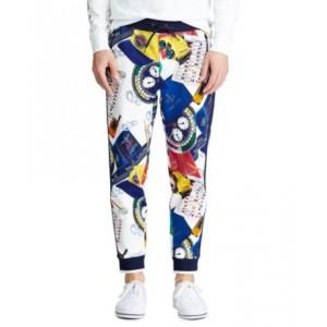 Mens Graphic Jogger Pants