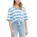 Womens Fiona Tie-Front T-Shirt