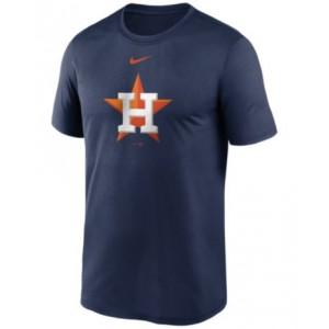 Houston Astros Mens Logo Legend T-Shirt