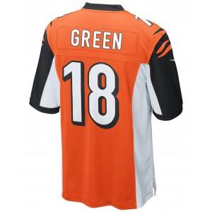 Mens AJ Green Cincinnati Bengals Game Jersey