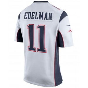 Mens Julian Edelman New England Patriots Game Jersey