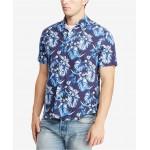 Mens Classic Fit Hawaiian Shirt