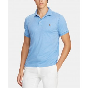 Mens Classic Fit Soft Touch Polo