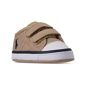 Baby Boys Dyland EZ Layette Crib Sneakers from Finish Line