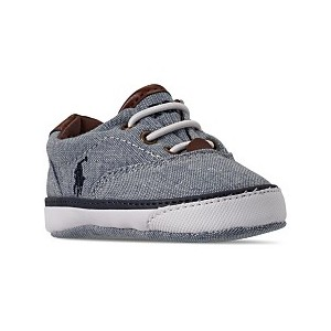 Baby Boys Vaughn II Layette Slip-On Sneakers from Finish Line