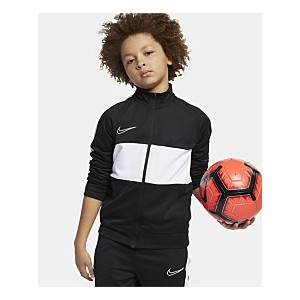 Big Boys Dri-FIT Academy Colorblocked I96 Soccer Jacket
