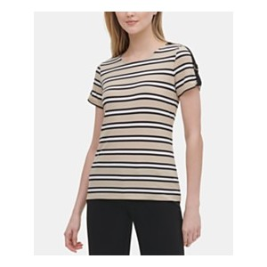 Striped Hardware T-Shirt