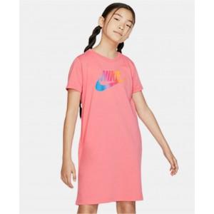 Big Girls Sportswear Cotton T-Shirt Dress