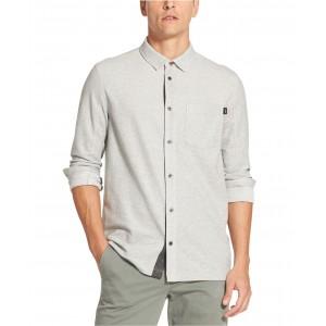 Mens Moisture-Wicking Pique Shirt