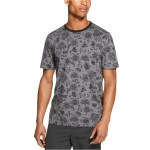 Mens Floral Graphic T-Shirt