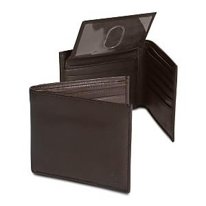 Lauren by Ralph Lauren Burnished Leather Bifold Wallet