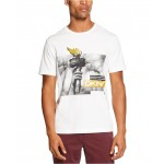 Mens Liberty Torch Graphic T-Shirt