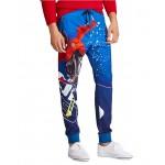 Mens Skier Cotton Interlock Jogger