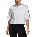 Sport ID Cotton Cropped T-Shirt
