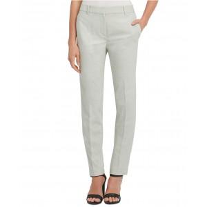 Petite Essex Heathered Twill Pants