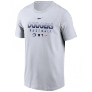Los Angeles Dodgers Mens Early Work Dri-Fit T-Shirt