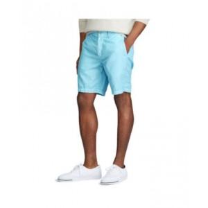 Mens Classic Fit 8.5Linen-Cotton Short