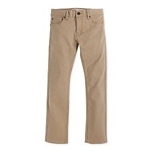511 Slim Fit Sueded Pants, Big Boys