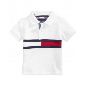 Baby Boys Flag Polo Shirt
