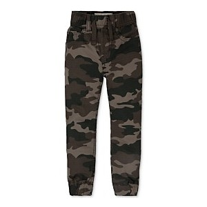 Ripstop Jogger Pants, Little Boys