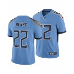Mens Derrick Henry Tennessee Titans Vapor Untouchable Limited Jersey