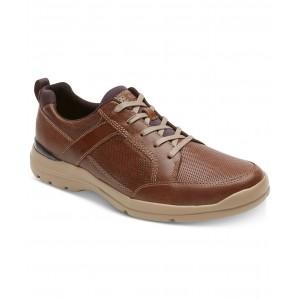 Mens City Edge Leather Sneakers
