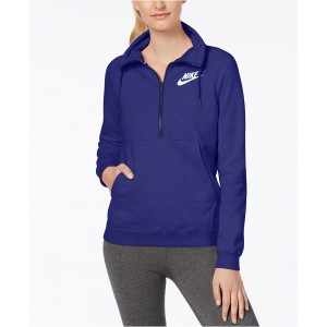 Sportswear Rally Half-Zip Fleece Top