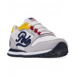 Boys Oryion Script Casual Sneakers from Finish Line