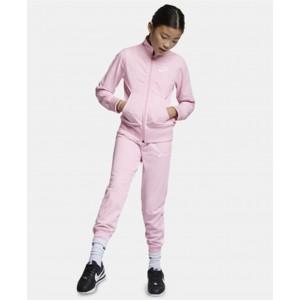 Big Girls 2-Pc. Sportswear Zip-Up Track Jacket & Pants Set