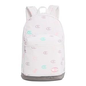Big Girls Supersize Logo Backpack