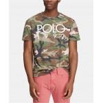 Mens Big & Tall Camo T-Shirt