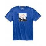 Mens Clean Ascent Graphic T-Shirt