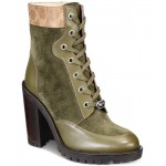 Womens Hedy Lace-Up Booties