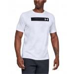 Mens Printed Logo Training T-Shirt