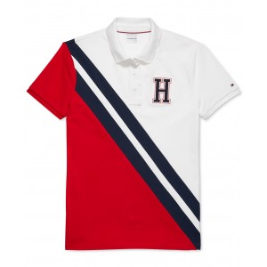 Womens Polo Shirt With Magnetic Closure